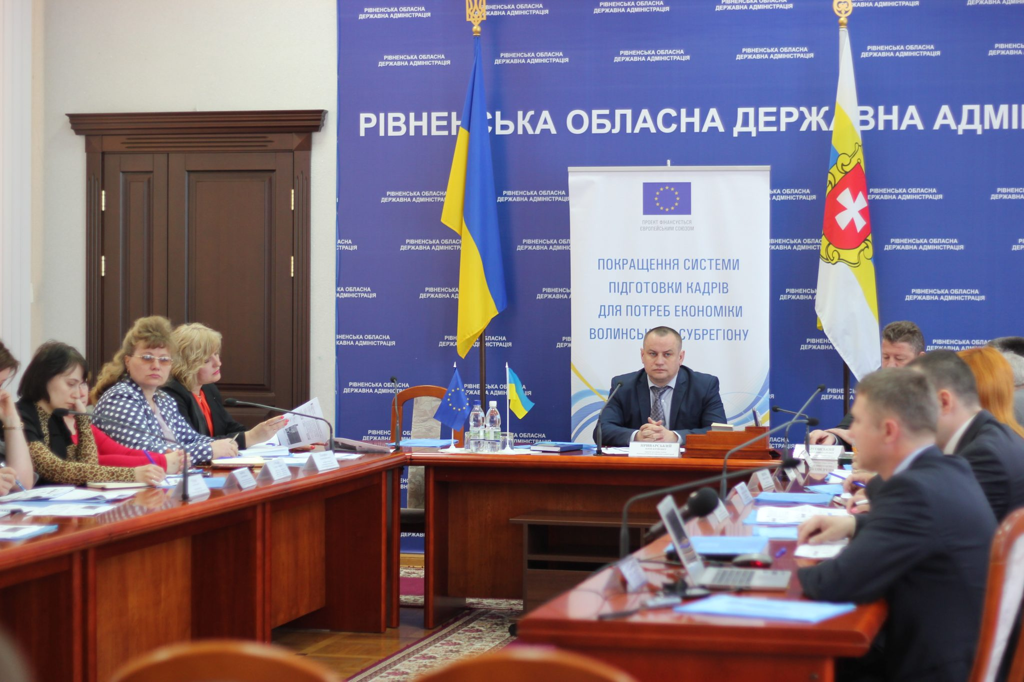 Європейський союз допоможе покращити стан ринку праці  Волинського субрегіону