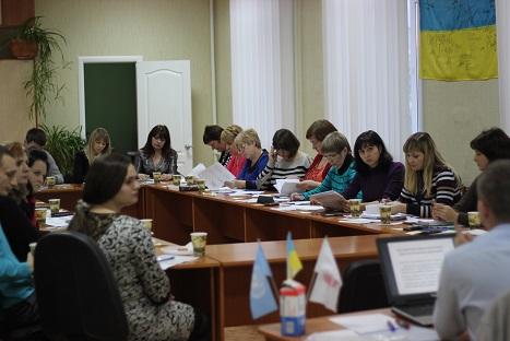 Проведення заходів з розвитку потенціалу місцевих органів влади щодо економічного відновлення та розвитку приватного сектору в Донецькій та Луганській області